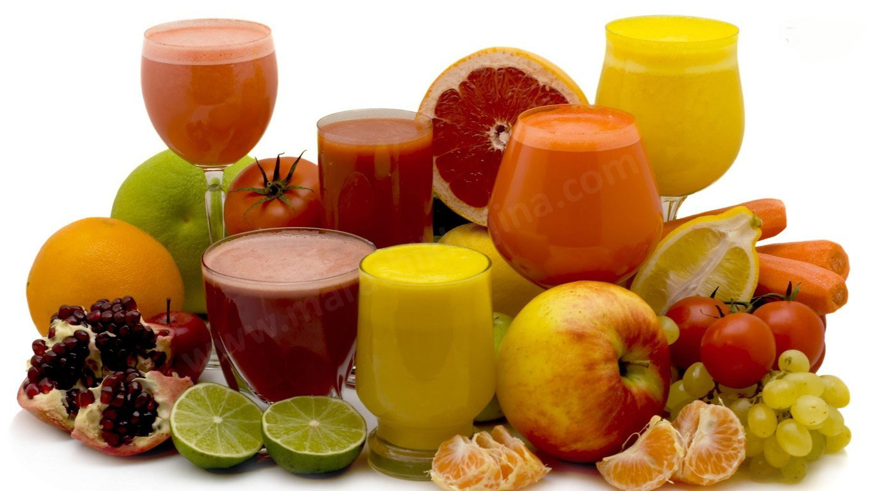 फळांचा ज्यूस - आरोग्याचा रसरशीत मार्ग