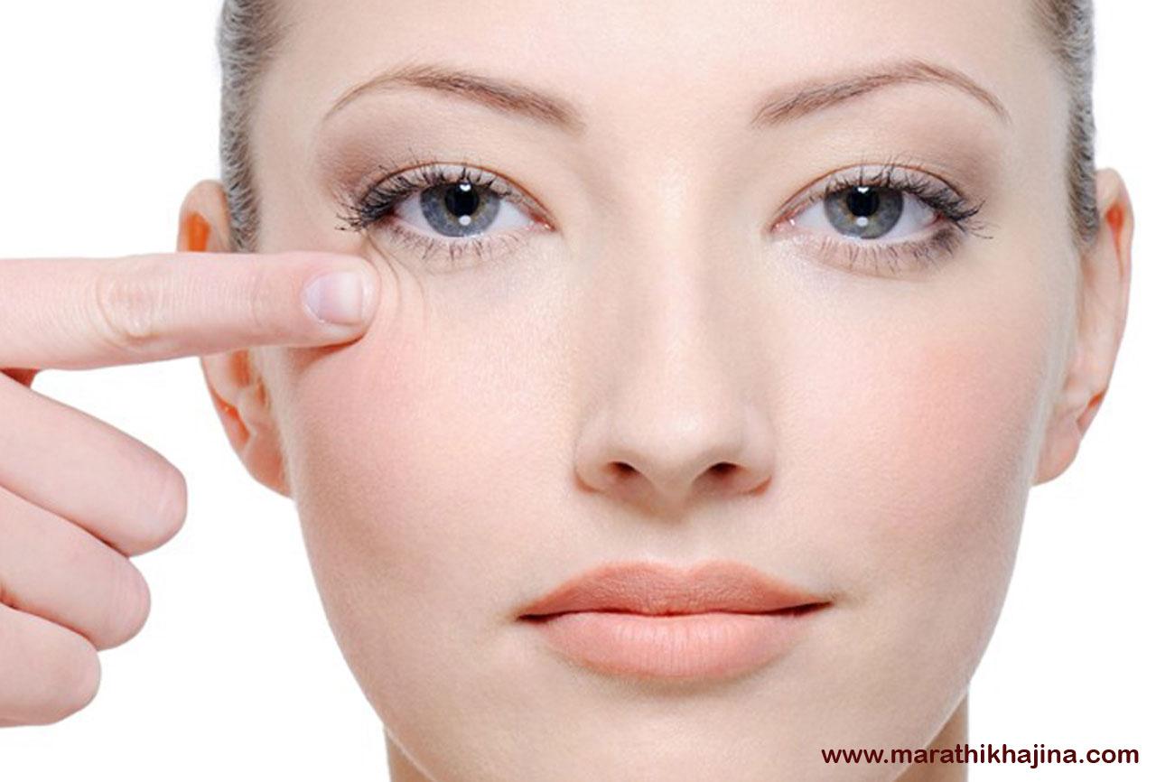 डोळ्यांची स्वच्छता आणि रक्षण
